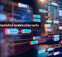 การละเมิดลิขสิทธิ์ซอฟต์แวร์หมายถึงอะไร
